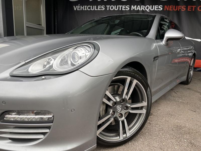 Photo 7 de l'offre de PORSCHE PANAMERA (970) 4S PDK à 49970€ chez Autos Shala
