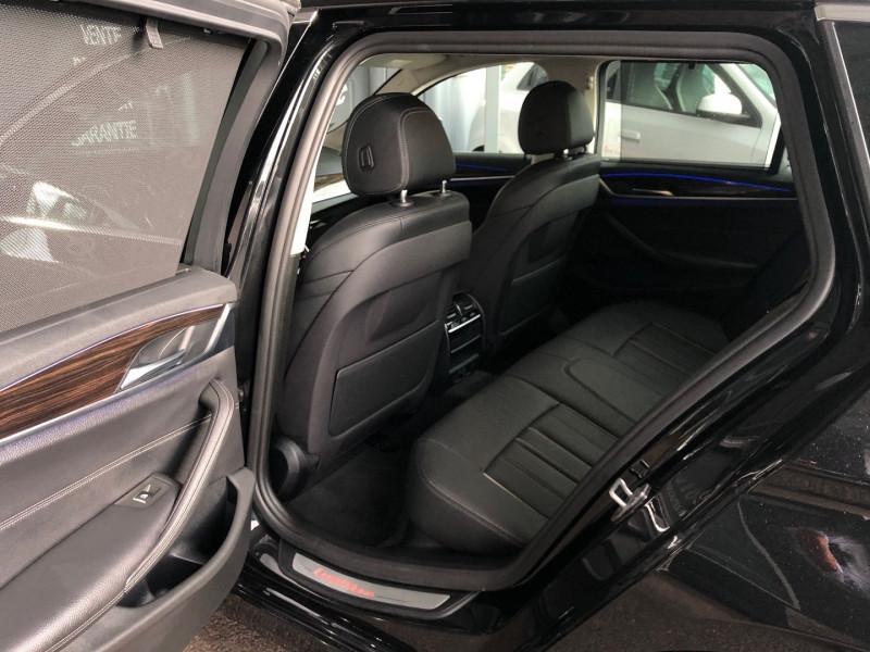 Photo 25 de l'offre de BMW SERIE 5 TOURING (G31) 520DA 190CH LUXURY EURO6D-T à 39970€ chez Autos Shala