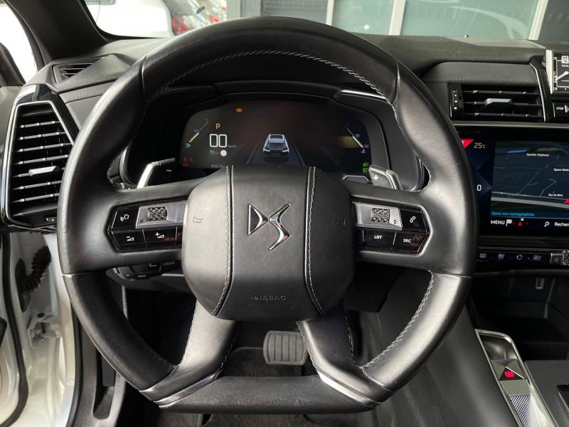 Photo 11 de l'offre de DS DS 7 CROSSBACK BLUEHDI 180CH EXECUTIVE AUTOMATIQUE à 33970€ chez Autos Shala