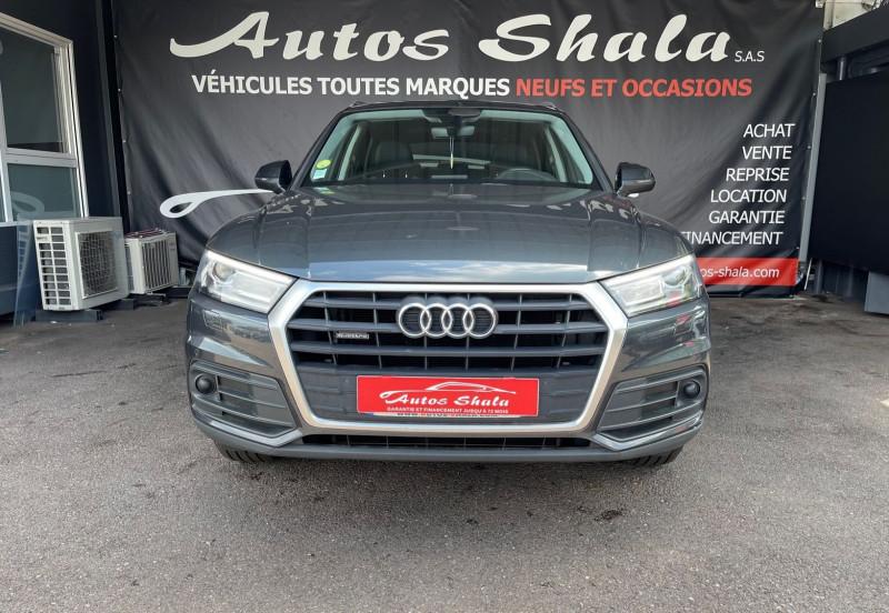 Photo 2 de l'offre de AUDI Q5 2.0 TDI 190CH BUSINESS EXECUTIVE QUATTRO S TRONIC 7 à 34970€ chez Autos Shala