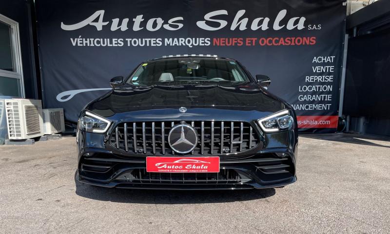 Photo 2 de l'offre de MERCEDES-BENZ AMG GT 4 PORTES 43 AMG 367CH EQ BOOST 4MATIC+ SPEEDSHIFT TCT AMG à 99970€ chez Autos Shala