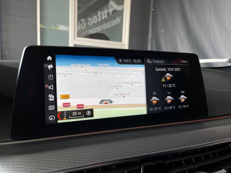 Photo 17 de l'offre de BMW SERIE 5 (G30) 530DA XDRIVE 265CH M SPORT STEPTRONIC à 41970€ chez Autos Shala