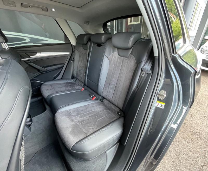 Photo 23 de l'offre de AUDI Q5 2.0 TDI 190CH BUSINESS EXECUTIVE QUATTRO S TRONIC 7 à 34970€ chez Autos Shala