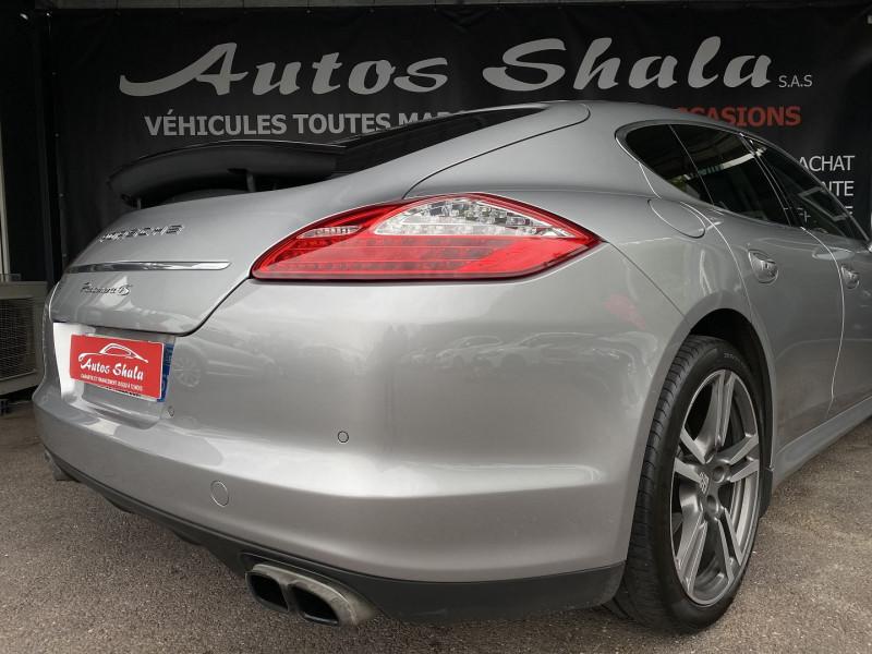 Photo 8 de l'offre de PORSCHE PANAMERA (970) 4S PDK à 49970€ chez Autos Shala