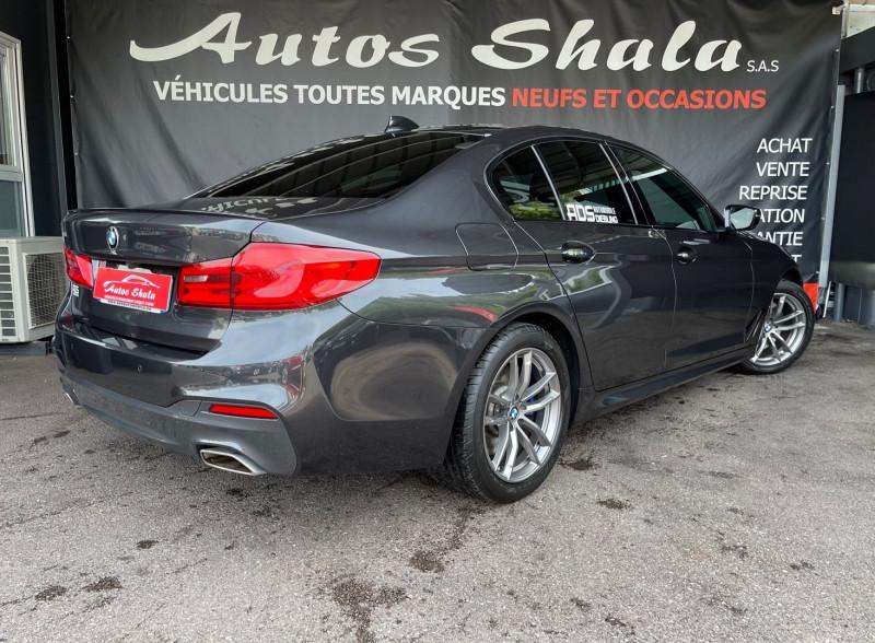 Photo 8 de l'offre de BMW SERIE 5 (G30) 530DA XDRIVE 265CH M SPORT STEPTRONIC à 41970€ chez Autos Shala