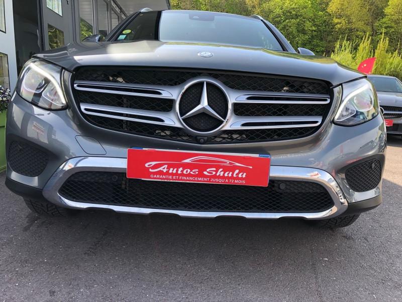 Photo 12 de l'offre de MERCEDES-BENZ GLC 220 D 170CH FASCINATION 4MATIC 9G-TRONIC à 36970€ chez Autos Shala