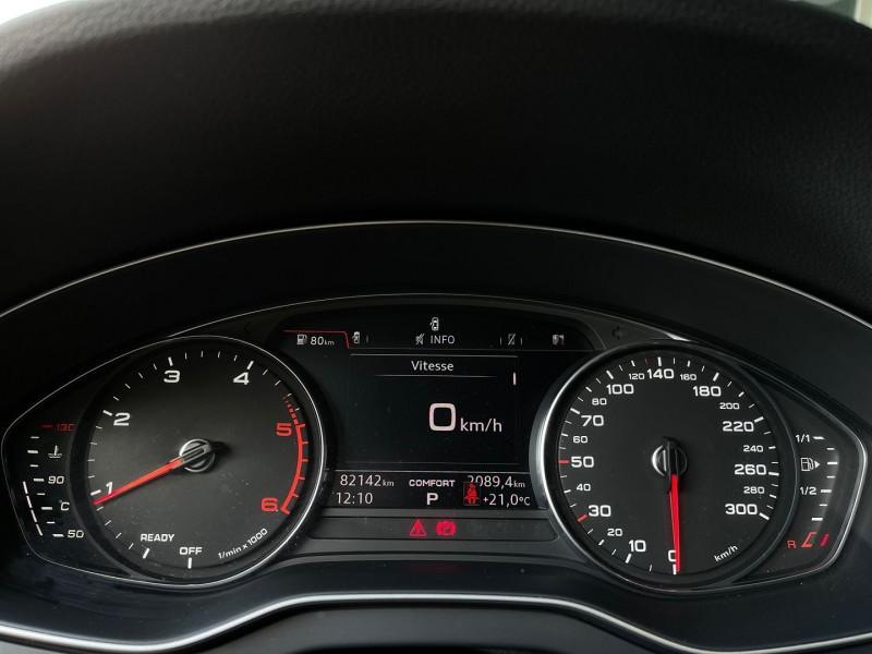Photo 11 de l'offre de AUDI Q5 2.0 TDI 190CH BUSINESS EXECUTIVE QUATTRO S TRONIC 7 à 34970€ chez Autos Shala
