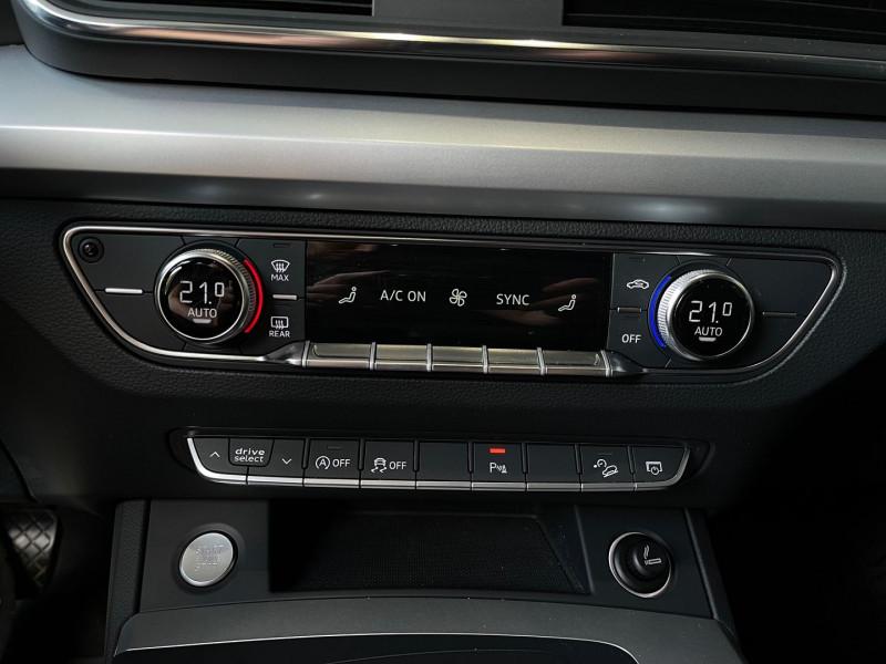Photo 15 de l'offre de AUDI Q5 2.0 TDI 190CH BUSINESS EXECUTIVE QUATTRO S TRONIC 7 à 34970€ chez Autos Shala