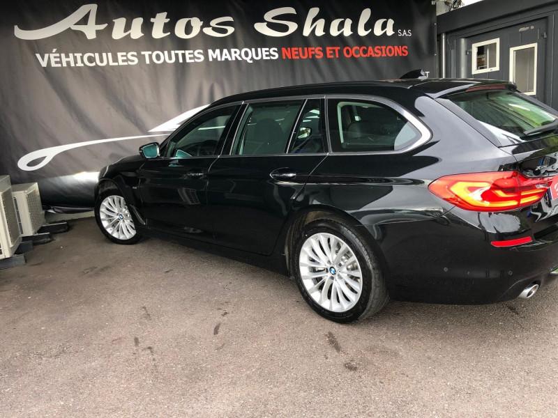 Photo 13 de l'offre de BMW SERIE 5 TOURING (G31) 520DA 190CH LUXURY EURO6D-T à 39970€ chez Autos Shala