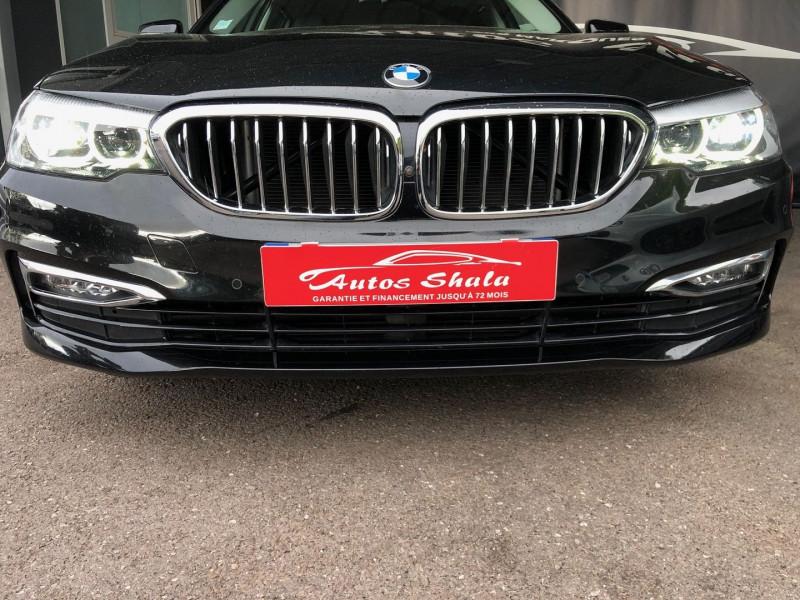 Photo 10 de l'offre de BMW SERIE 5 TOURING (G31) 520DA 190CH LUXURY EURO6D-T à 39970€ chez Autos Shala
