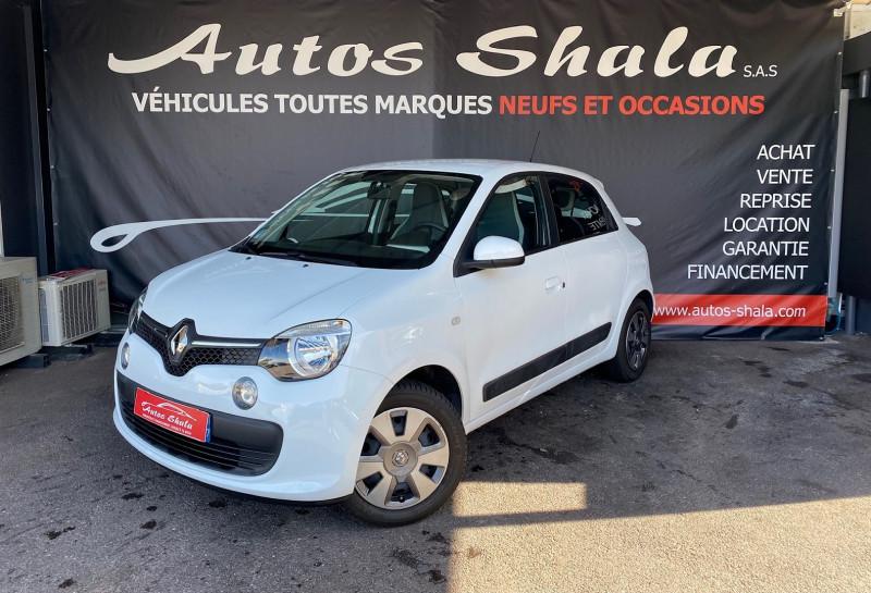 Renault TWINGO III 1.0 SCE 70CH STOP&START ZEN ECO² Essence BLANC Occasion à vendre
