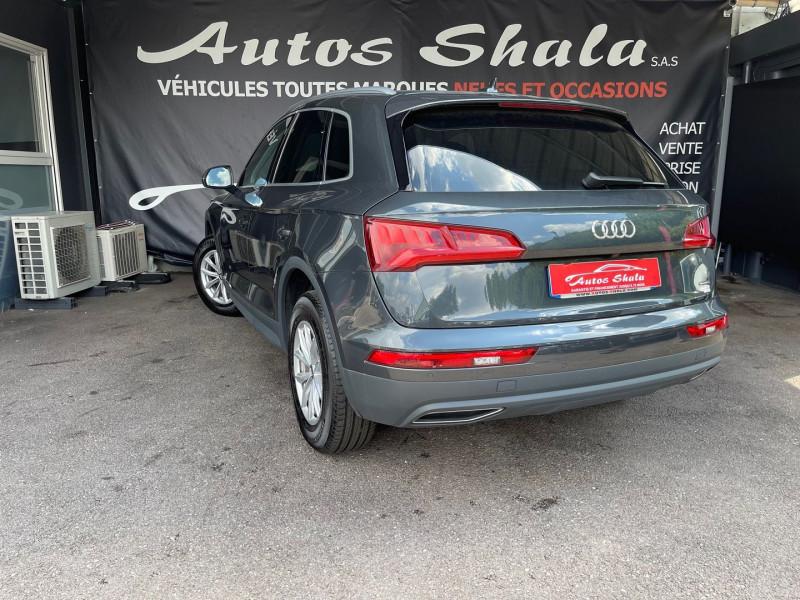Photo 4 de l'offre de AUDI Q5 2.0 TDI 190CH BUSINESS EXECUTIVE QUATTRO S TRONIC 7 à 34970€ chez Autos Shala