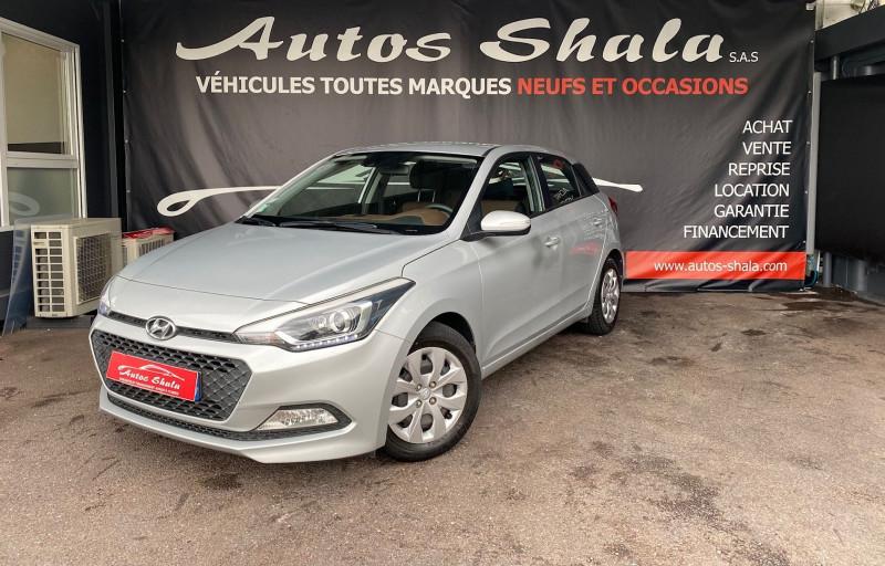 Hyundai I20 1.2 84 INTUITIVE Essence GRIS Occasion à vendre