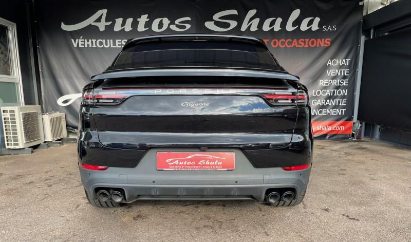 Photo 5 de l'offre de PORSCHE CAYENNE COUPE 3.0 V6 462CH E-HYBRID EURO6D-T-EVAP-ISC à 137980€ chez Autos Shala