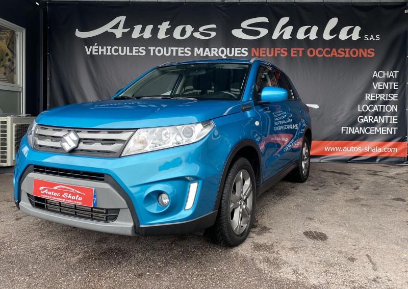 Suzuki VITARA 1.6 DDIS PRIVILEGE ALLGRIP Diesel BLEU C Occasion à vendre
