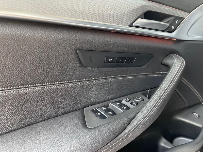 Photo 10 de l'offre de BMW SERIE 5 (G30) 530DA XDRIVE 265CH M SPORT STEPTRONIC à 41970€ chez Autos Shala
