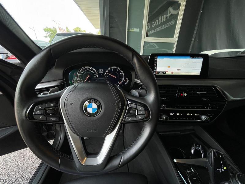 Photo 12 de l'offre de BMW SERIE 5 (G30) 530DA XDRIVE 265CH M SPORT STEPTRONIC à 41970€ chez Autos Shala