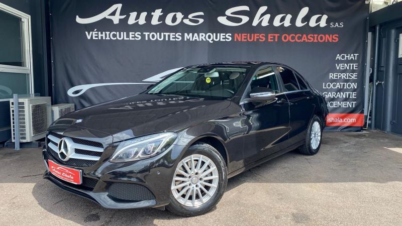 Mercedes-Benz C 220 BLUETEC BUSINESS 7G-TRONIC PLUS Diesel NOIR Occasion à vendre