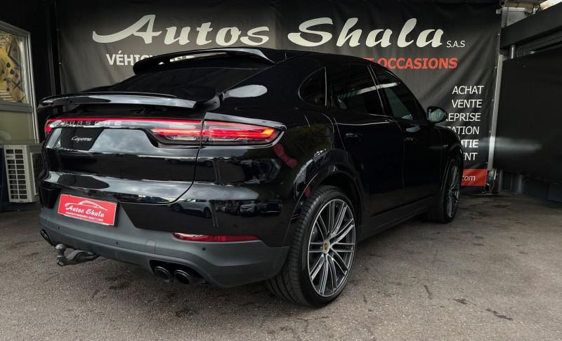 Photo 9 de l'offre de PORSCHE CAYENNE COUPE 3.0 V6 462CH E-HYBRID EURO6D-T-EVAP-ISC à 137980€ chez Autos Shala