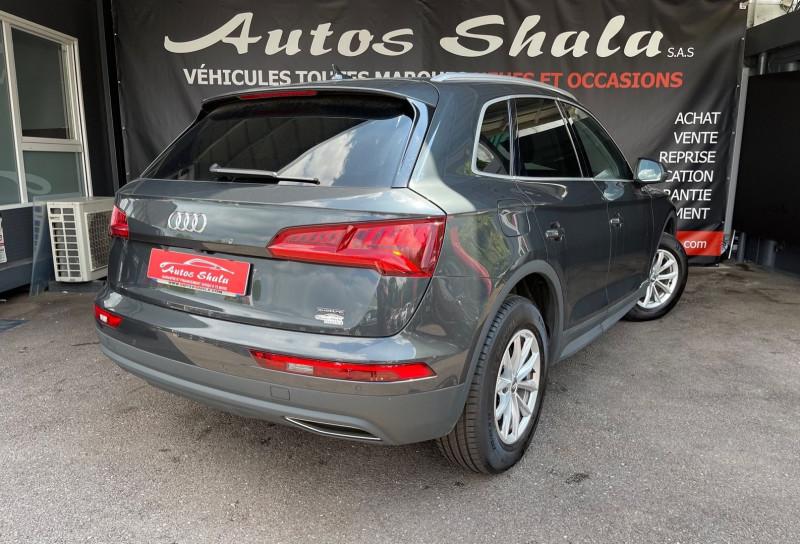 Photo 6 de l'offre de AUDI Q5 2.0 TDI 190CH BUSINESS EXECUTIVE QUATTRO S TRONIC 7 à 34970€ chez Autos Shala