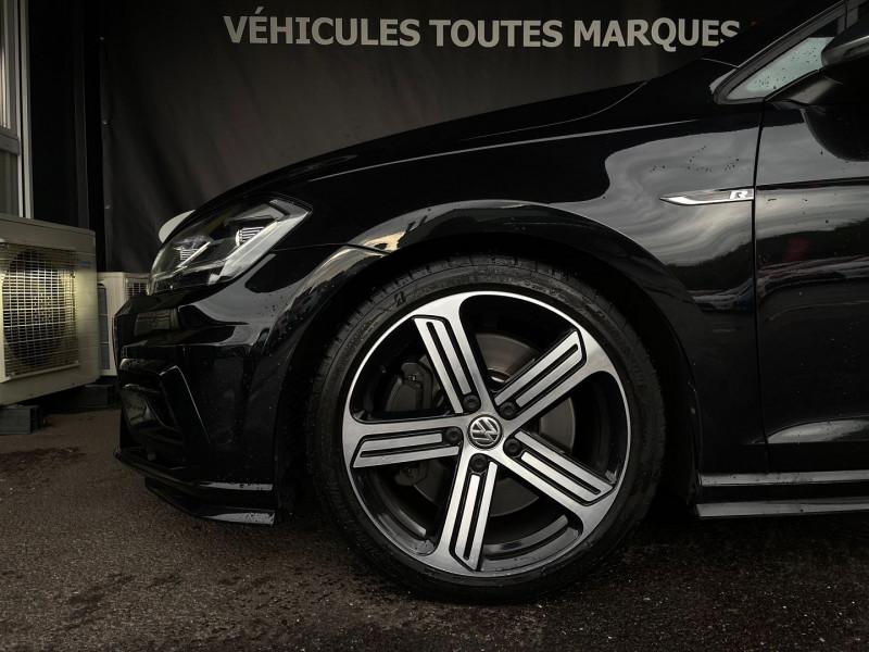 Photo 9 de l'offre de VOLKSWAGEN GOLF VII 2.0 TSI 310CH R 4MOTION DSG7 3P à 35970€ chez Autos Shala