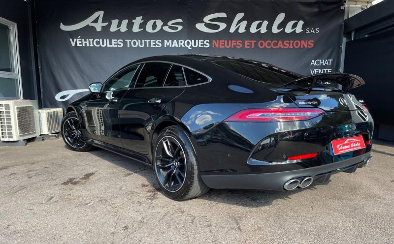 Photo 6 de l'offre de MERCEDES-BENZ AMG GT 4 PORTES 43 AMG 367CH EQ BOOST 4MATIC+ SPEEDSHIFT TCT AMG à 99970€ chez Autos Shala