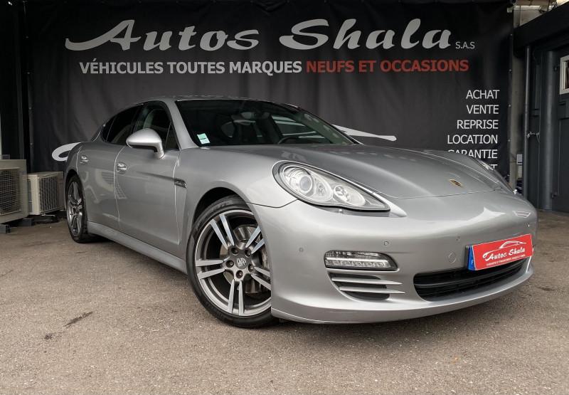 Photo 2 de l'offre de PORSCHE PANAMERA (970) 4S PDK à 49970€ chez Autos Shala