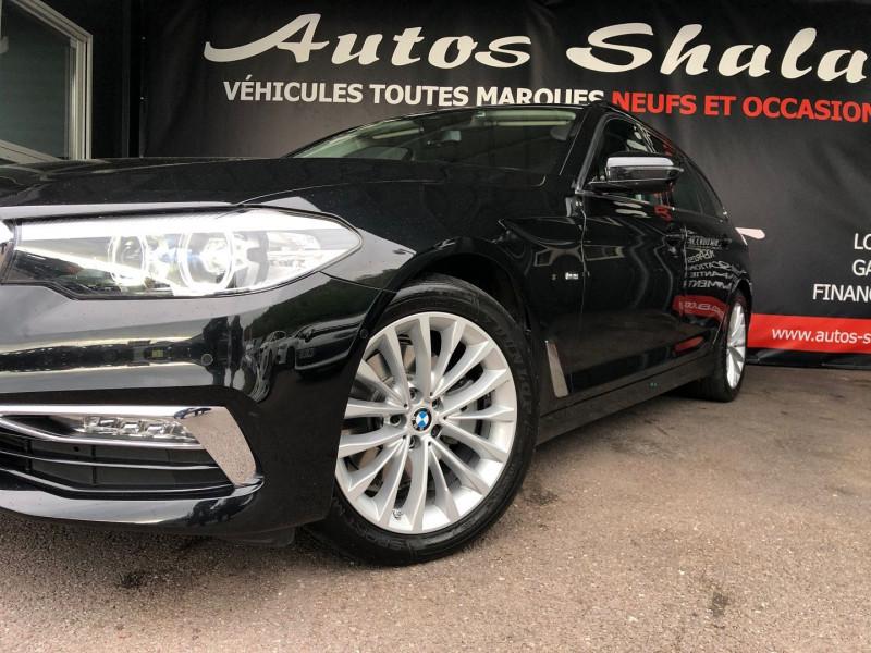 Photo 3 de l'offre de BMW SERIE 5 TOURING (G31) 520DA 190CH LUXURY EURO6D-T à 39970€ chez Autos Shala