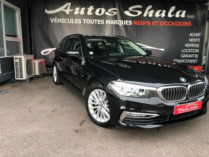 Photo 7 de l'offre de BMW SERIE 5 TOURING (G31) 520DA 190CH LUXURY EURO6D-T à 39970€ chez Autos Shala