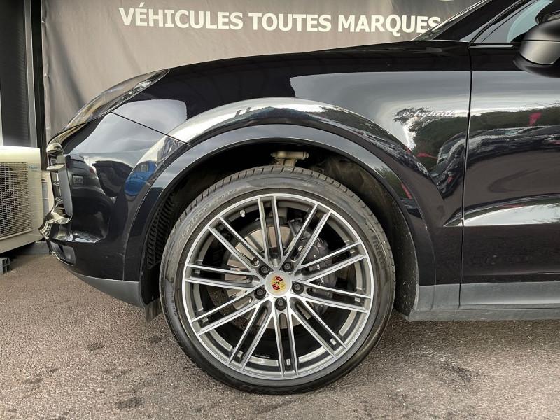 Photo 7 de l'offre de PORSCHE CAYENNE COUPE 3.0 V6 462CH E-HYBRID EURO6D-T-EVAP-ISC à 137980€ chez Autos Shala