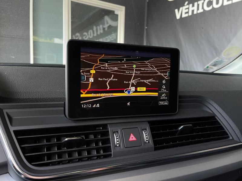 Photo 14 de l'offre de AUDI Q5 2.0 TDI 190CH BUSINESS EXECUTIVE QUATTRO S TRONIC 7 à 34970€ chez Autos Shala