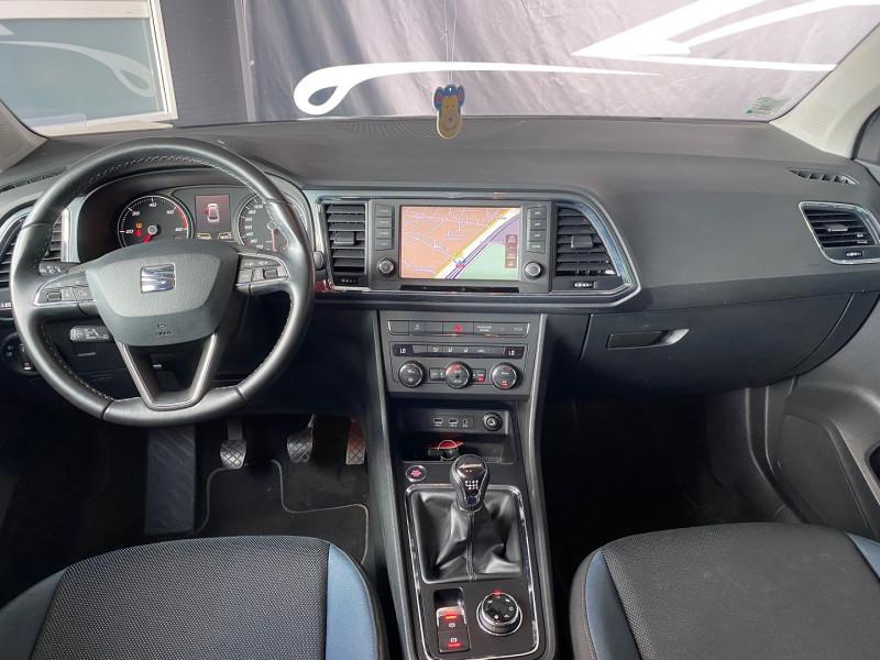 Photo 15 de l'offre de SEAT ATECA 2.0 TDI 150CH START&STOP STYLE BUSINESS 4DRIVE à 19970€ chez Autos Shala