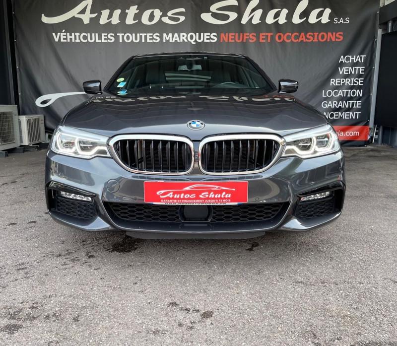 Photo 2 de l'offre de BMW SERIE 5 (G30) 530DA XDRIVE 265CH M SPORT STEPTRONIC à 41970€ chez Autos Shala