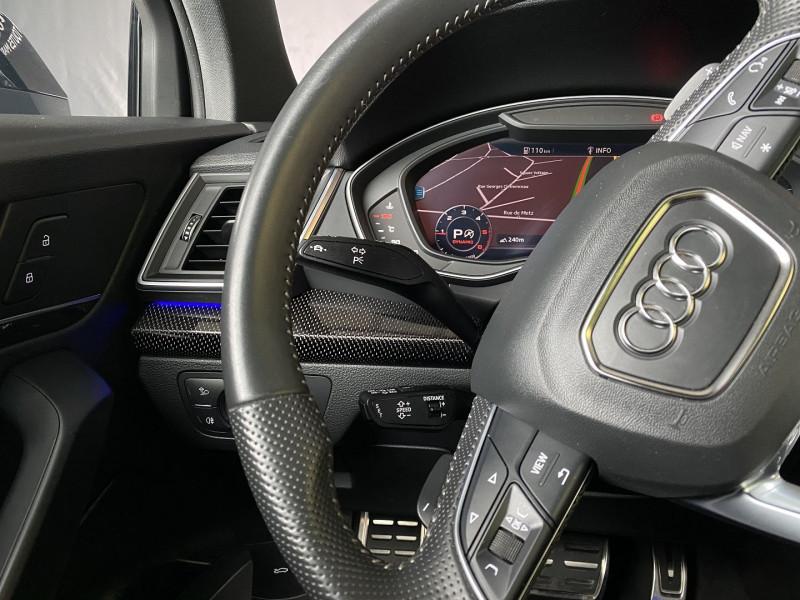 Photo 15 de l'offre de AUDI Q5 40 TDI 204CH S LINE QUATTRO S TRONIC 7 EURO6D-T à 52970€ chez Autos Shala