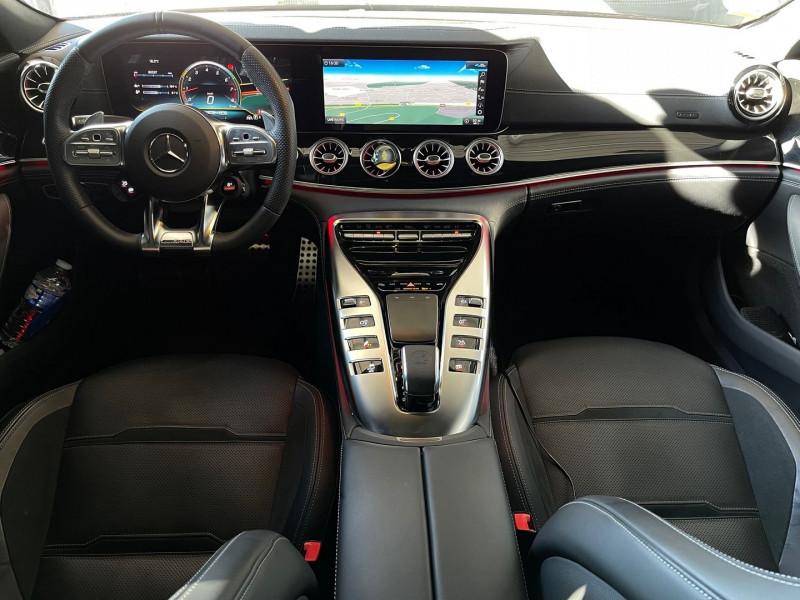 Photo 10 de l'offre de MERCEDES-BENZ AMG GT 4 PORTES 43 AMG 367CH EQ BOOST 4MATIC+ SPEEDSHIFT TCT AMG à 99970€ chez Autos Shala