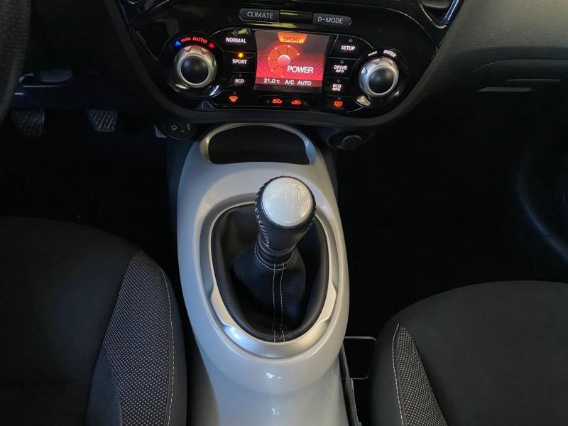 Photo 15 de l'offre de NISSAN JUKE 1.5 DCI 110CH N-CONNECTA à 14970€ chez Autos Shala