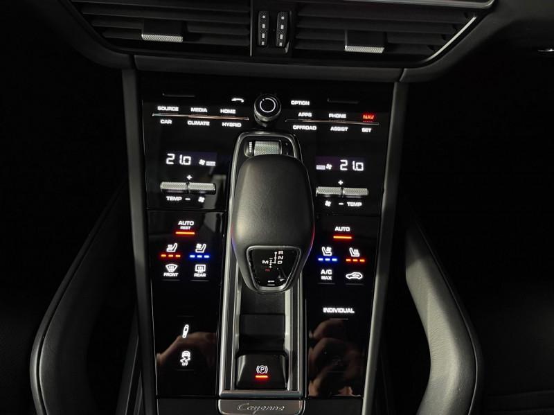 Photo 26 de l'offre de PORSCHE CAYENNE COUPE 3.0 V6 462CH E-HYBRID EURO6D-T-EVAP-ISC à 137980€ chez Autos Shala