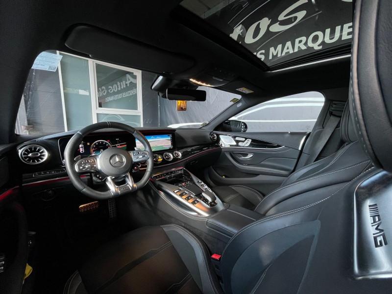 Photo 11 de l'offre de MERCEDES-BENZ AMG GT 4 PORTES 43 AMG 367CH EQ BOOST 4MATIC+ SPEEDSHIFT TCT AMG à 99970€ chez Autos Shala