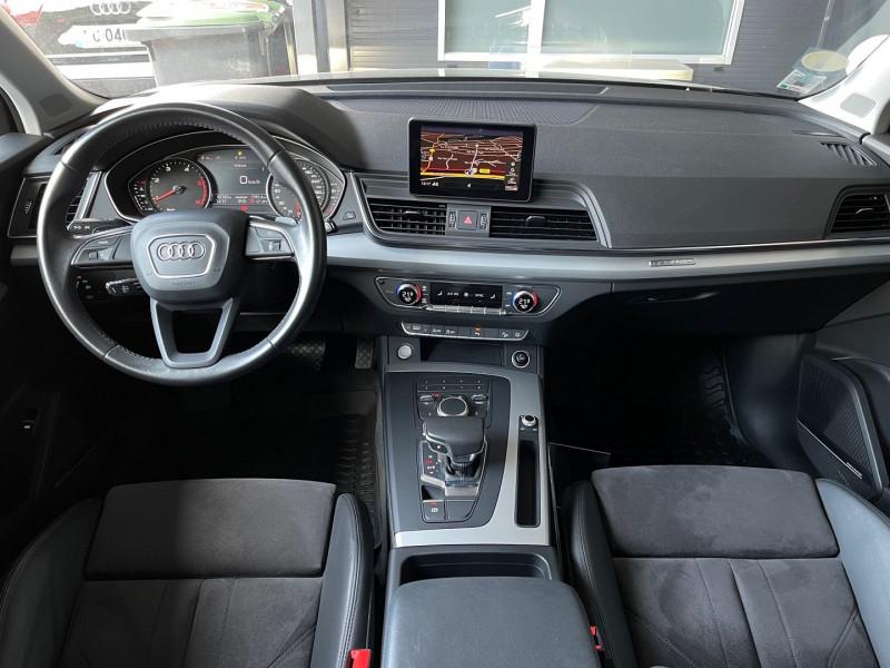 Photo 24 de l'offre de AUDI Q5 2.0 TDI 190CH BUSINESS EXECUTIVE QUATTRO S TRONIC 7 à 34970€ chez Autos Shala