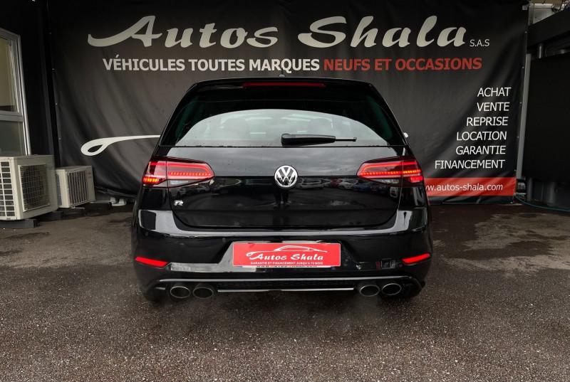 Photo 4 de l'offre de VOLKSWAGEN GOLF VII 2.0 TSI 310CH R 4MOTION DSG7 3P à 35970€ chez Autos Shala