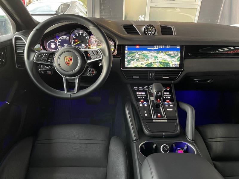 Photo 12 de l'offre de PORSCHE CAYENNE COUPE 3.0 V6 462CH E-HYBRID EURO6D-T-EVAP-ISC à 137980€ chez Autos Shala
