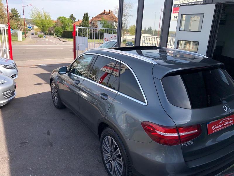 Photo 20 de l'offre de MERCEDES-BENZ GLC 220 D 170CH FASCINATION 4MATIC 9G-TRONIC à 36970€ chez Autos Shala