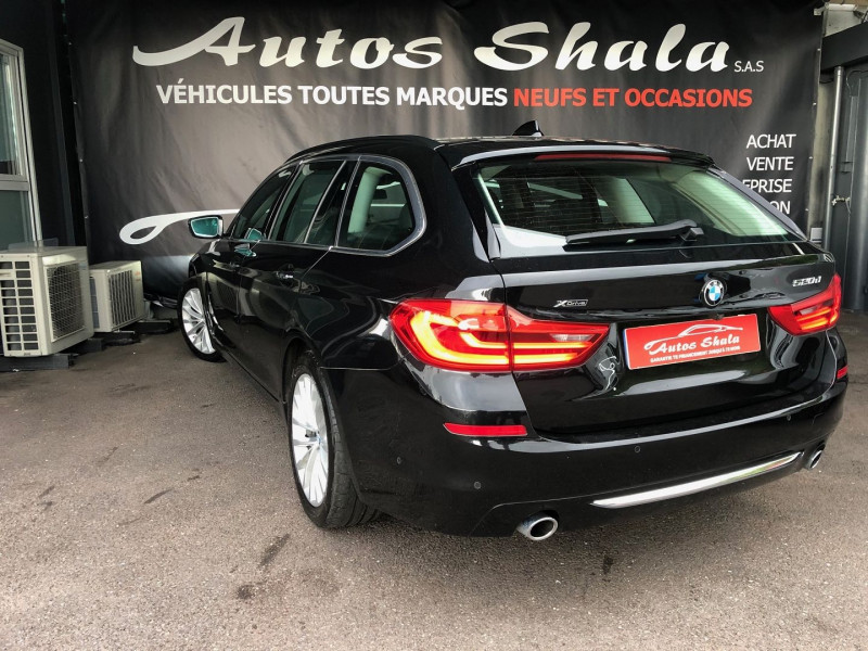 Photo 11 de l'offre de BMW SERIE 5 TOURING (G31) 520DA 190CH LUXURY EURO6D-T à 39970€ chez Autos Shala