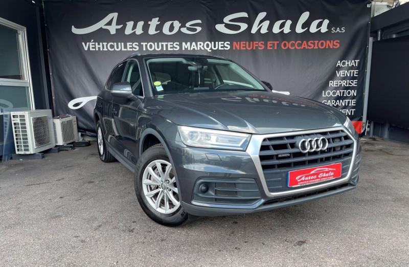 Photo 3 de l'offre de AUDI Q5 2.0 TDI 190CH BUSINESS EXECUTIVE QUATTRO S TRONIC 7 à 34970€ chez Autos Shala