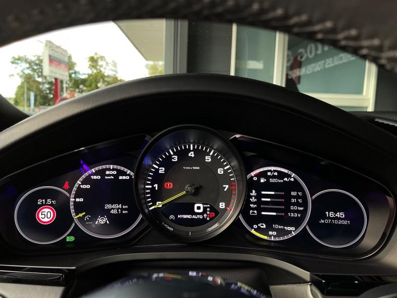 Photo 17 de l'offre de PORSCHE CAYENNE COUPE 3.0 V6 462CH E-HYBRID EURO6D-T-EVAP-ISC à 137980€ chez Autos Shala