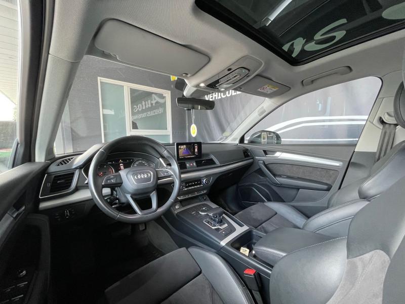 Photo 7 de l'offre de AUDI Q5 2.0 TDI 190CH BUSINESS EXECUTIVE QUATTRO S TRONIC 7 à 34970€ chez Autos Shala
