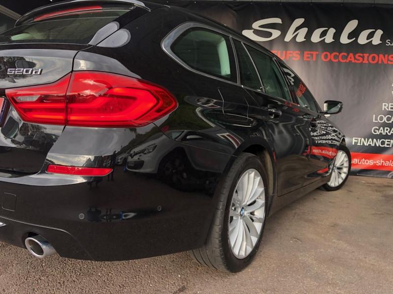 Photo 20 de l'offre de BMW SERIE 5 TOURING (G31) 520DA 190CH LUXURY EURO6D-T à 39970€ chez Autos Shala