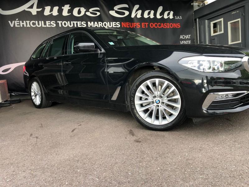 Photo 8 de l'offre de BMW SERIE 5 TOURING (G31) 520DA 190CH LUXURY EURO6D-T à 39970€ chez Autos Shala