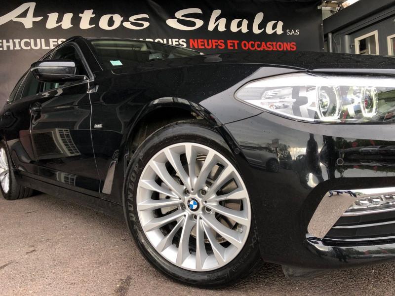 Photo 4 de l'offre de BMW SERIE 5 TOURING (G31) 520DA 190CH LUXURY EURO6D-T à 39970€ chez Autos Shala