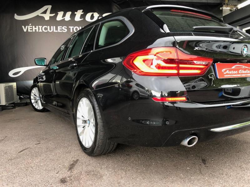Photo 12 de l'offre de BMW SERIE 5 TOURING (G31) 520DA 190CH LUXURY EURO6D-T à 39970€ chez Autos Shala